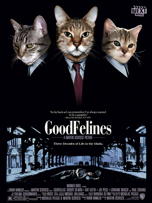 GoodFelines-poster