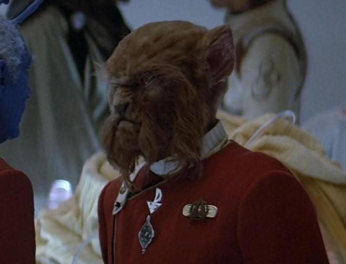 Star Trek's Caitians