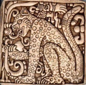 The jaguar was a symbol of strength and power in Mayan culture, similar to the way the tiger represents