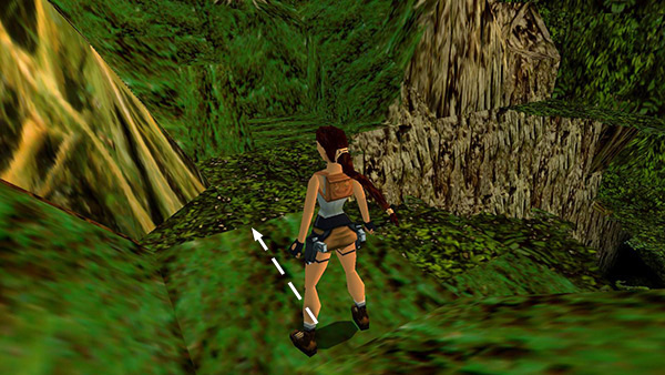 Old Tomb Raider