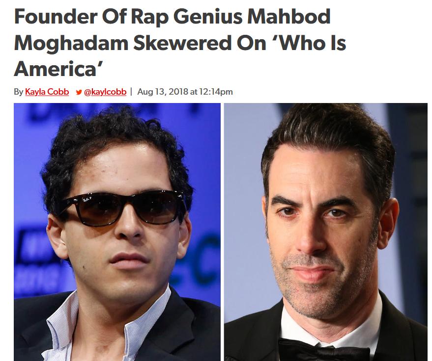 Screenshot_2021-02-13 Founder Of Rap Genius Mahbod Moghadam Skewered On 'Who Is America'